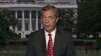 Farage on Bannon's new European project