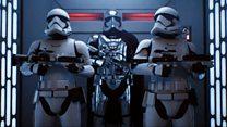 A virtual reality Star Wars adventure
