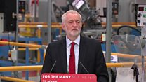 Corbyn on Labour Brexit 'opportunities'