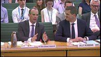 Raab on 'shifting of Whitehall deckchairs'