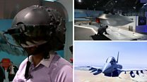 أحدث تقنيات طائرات السلاح الجوي البريطاني
