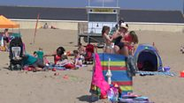 Tips for staying safe on the beach