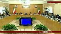 حسن روحانی دولتش را برای بازگشت تحریمهای آمریکا آماده میکند