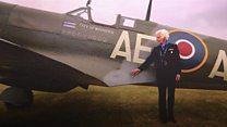 WW2 Spitfire pilot Mary Ellis dies
