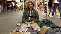 Surviving being homeless in a heatwave