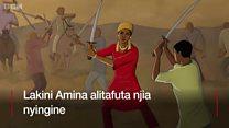 Unamjua Amina - Malkia shujaa aliyewaongoza wanaume vitani?
