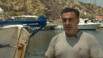 """مصري في اليونان:""""الوضع كان مخيفا جدا"""""""