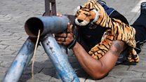 Nicaragua: 5 objetos emblemáticos que explican los 100 días de la profunda crisis del país centroamericano