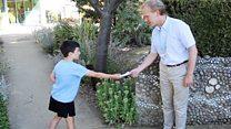 В горы - против рака. Как мальчик помог борьбе с болезнью?