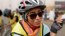 من السودان للعالم : نحن مثلكم نحب ركوب الدراجات
