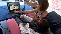Virtual reality therapy to be rolled out