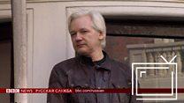 Британия и Эквадор ведут переговоры о судьбе Ассанжа