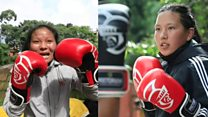 Meet the girls who dream of being Gurkhas