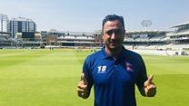 क्रिकेट कप्तान पारस खड्कासँग कुराकानी