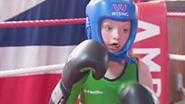 Meet the girls who like boxing