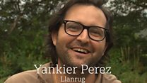 Dysgwr y Flwyddyn 2018: Adnabod Yankier Perez