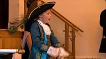 International comp for 'UK's youngest town crier'