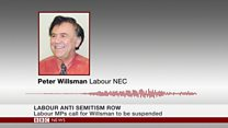 What Willsman said - and Labour's reaction