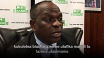 Biashara ya Benki Tanzania yasuasua kunani?
