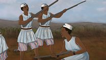 The all-female army who fought colonisers