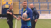 New goal for disability rugby pioneers