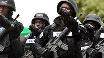 La police ivoirienne lance une opération pour sécuriser la population