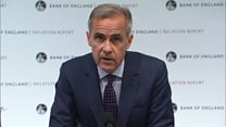 Mark Carney explains the interest rate decision