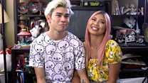 How this 'cute couple' became social media stars
