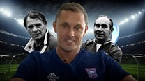 Sixty seconds with Ipswich boss Hurst