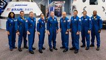 Meet Nasa's commercial flight astronauts