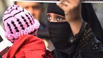 ஆடை உரிமைக்காக சட்டத்தை மீறும் இஸ்லாமியப் பெண்கள்