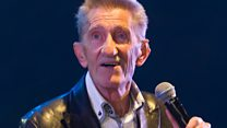 Barry Chuckle tributes at kids' festival