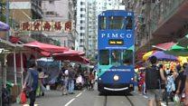Hong Kong's tram spotter