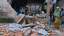 'Expect strong Lombok quake aftershocks'