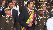 Мадуро прячут, солдаты разбегаются. Было ли нападение на президента Венесуэлы?