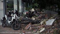 Землетрясение в Индонезии: минимум 90 погибших