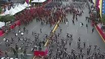 Venezuela: la transmisión en vivo del atentado fallido en contra del presidente Nicolás Maduro