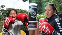 Mengejar mimpi jadi tentara Gurkha perempuan pertama