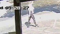 CCTV shows stabbed teen outside shop