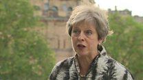 PM: 'Boris has caused offence'