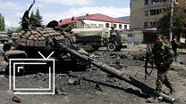 Пять дней войны: как вспоминают конфликт в Москве и Тбилиси?