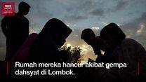 Kerusakan capai 80%, pemerintah akan bangun Lombok dari awal