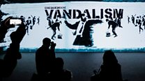 What do Russians think of Banksy?