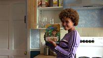 Autistic actress makes soap history
