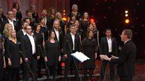 Côr Cymysg heb fod yn llai nag 20 mewn nifer (29) / Mixed choir with no fewer than 20 members (29)