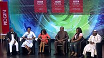 BBC Pidgin town hall debate on top Codeine addiction for Nigeria