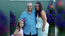 Mum battling dementia at just 33