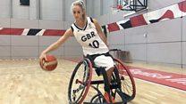 GB wheelchair basketball: 'I want a medal'