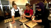 Catering for children with kidney problems