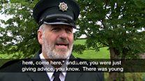 PSNI constable recounts horror of Ballygawley